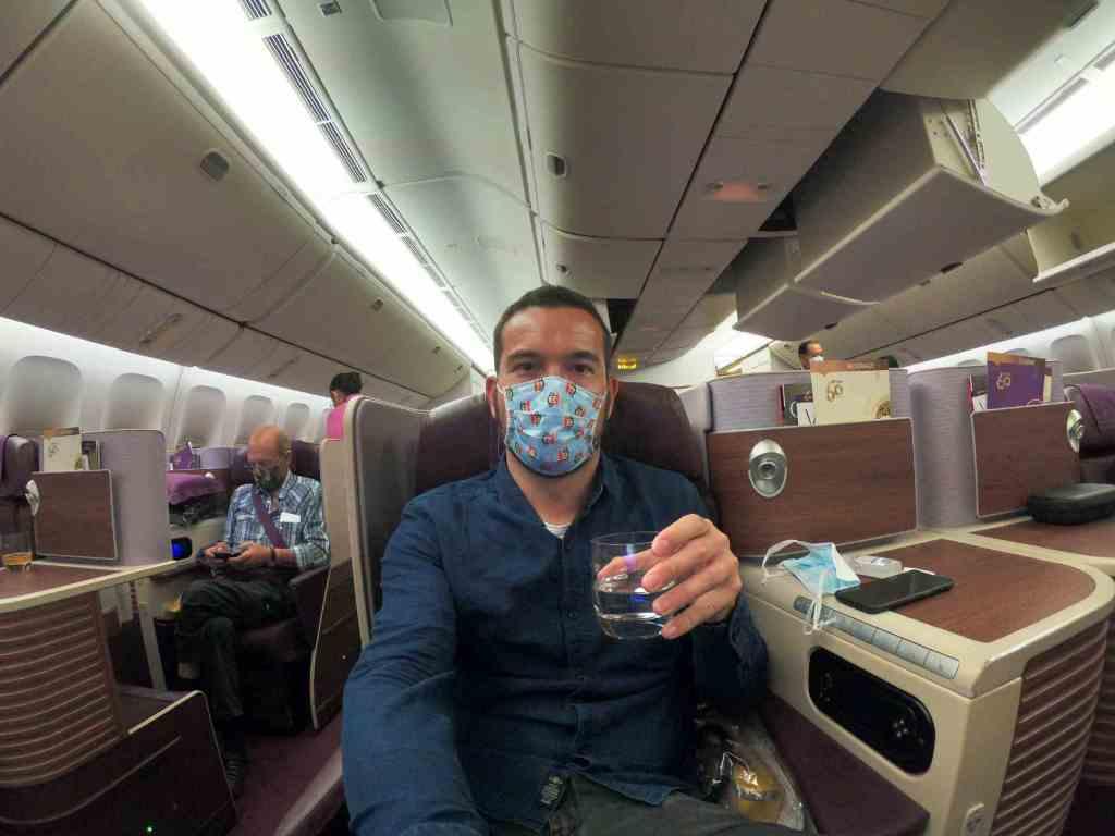 Bangkok to Zurich